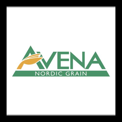 Avena Nordic Grain ,Logo , icon , SVG Avena Nordic Grain
