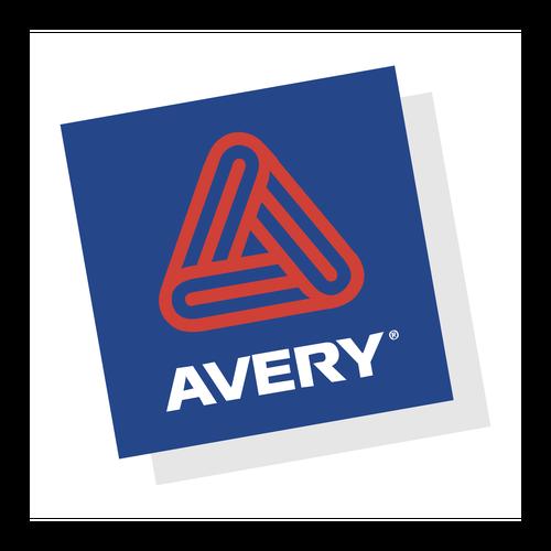 Avery ,Logo , icon , SVG Avery