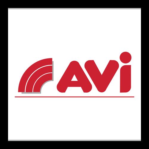 AVI ,Logo , icon , SVG AVI