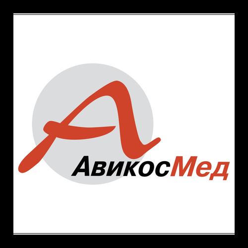 AvikosMed ,Logo , icon , SVG AvikosMed