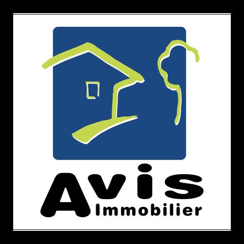 Avis Immobilier ,Logo , icon , SVG Avis Immobilier