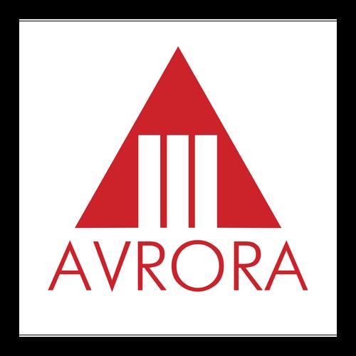 AVRORA ,Logo , icon , SVG AVRORA
