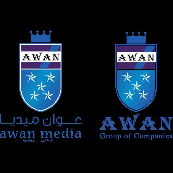 Awan Media Logo ,Logo , icon , SVG Awan Media Logo