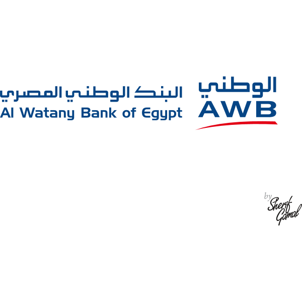 AWB – Al Watany Bank of Egypt Logo ,Logo , icon , SVG AWB – Al Watany Bank of Egypt Logo