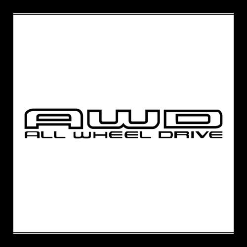 AWD ,Logo , icon , SVG AWD