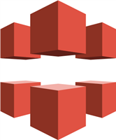 AWS CloudFront Logo ,Logo , icon , SVG AWS CloudFront Logo