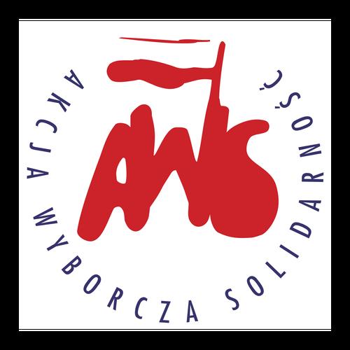 AWS Solidarnosc ,Logo , icon , SVG AWS Solidarnosc