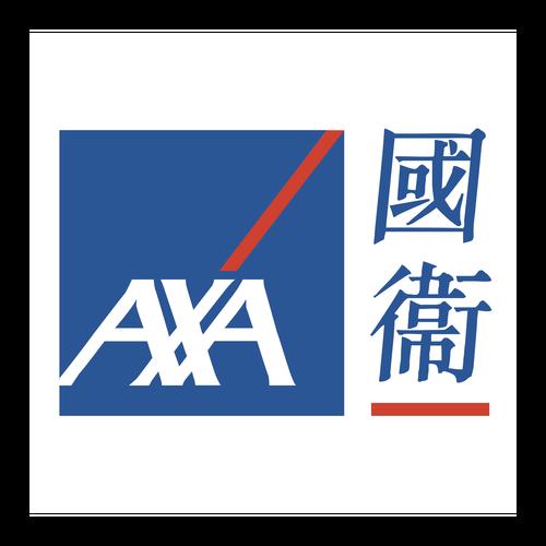 AXA China ,Logo , icon , SVG AXA China