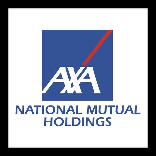 AXA National Mutual Holdings ,Logo , icon , SVG AXA National Mutual Holdings