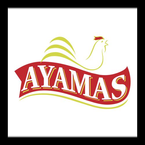 Ayamas ,Logo , icon , SVG Ayamas