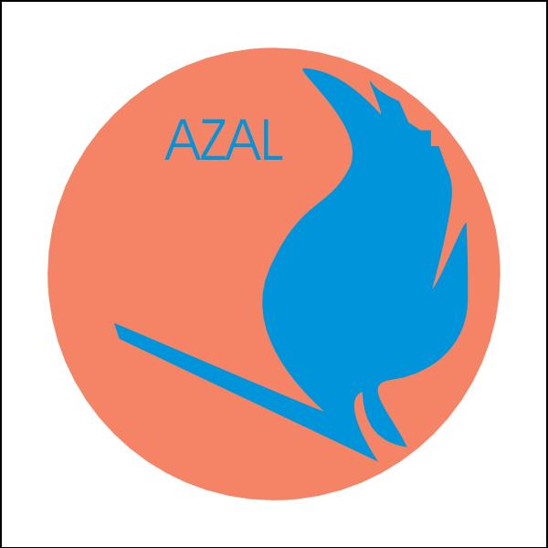 Azal Logo ,Logo , icon , SVG Azal Logo