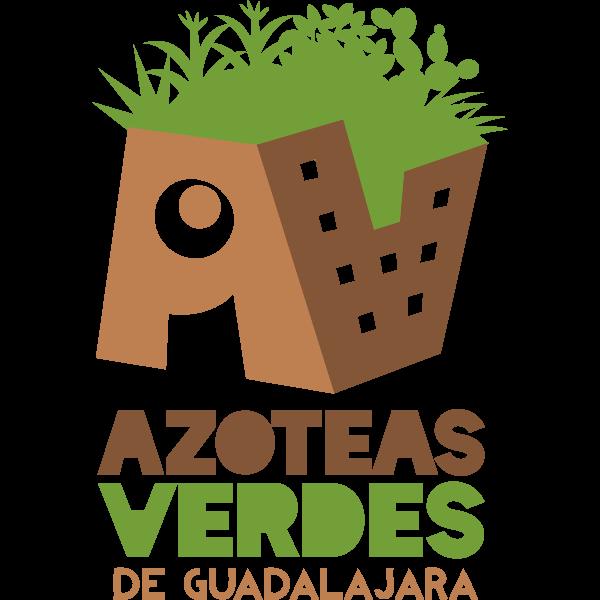 Azoteas Verdes de Guadalajara Logo ,Logo , icon , SVG Azoteas Verdes de Guadalajara Logo