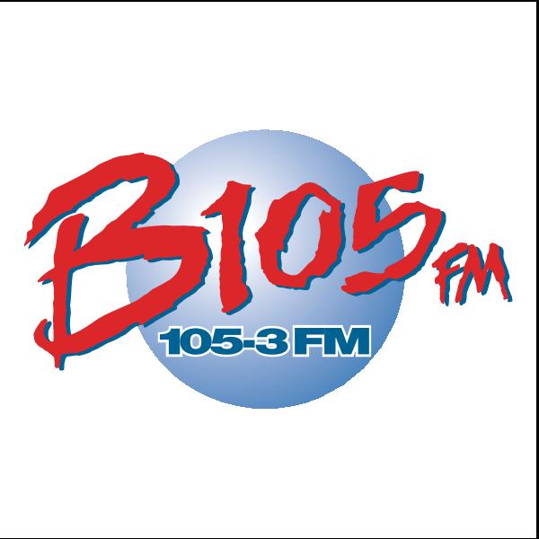 B105 FM Logo ,Logo , icon , SVG B105 FM Logo