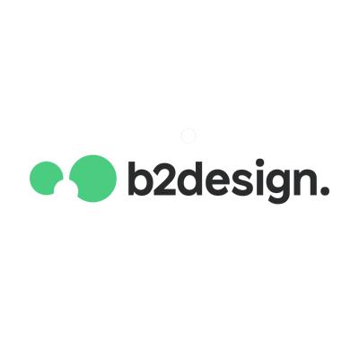 B2Design, Webdesign Groningen Logo ,Logo , icon , SVG B2Design, Webdesign Groningen Logo