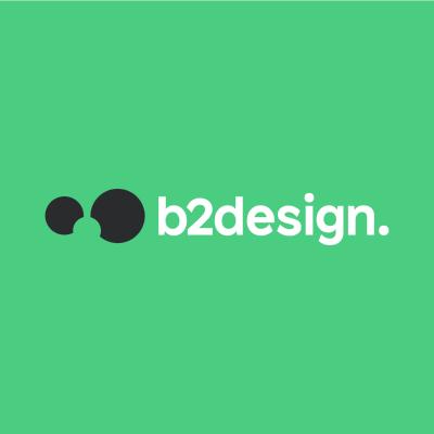 B2Design, Webdesign Groningen Logo2 ,Logo , icon , SVG B2Design, Webdesign Groningen Logo2