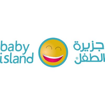 babyisland شعار جزيرة الطفل ,Logo , icon , SVG babyisland شعار جزيرة الطفل