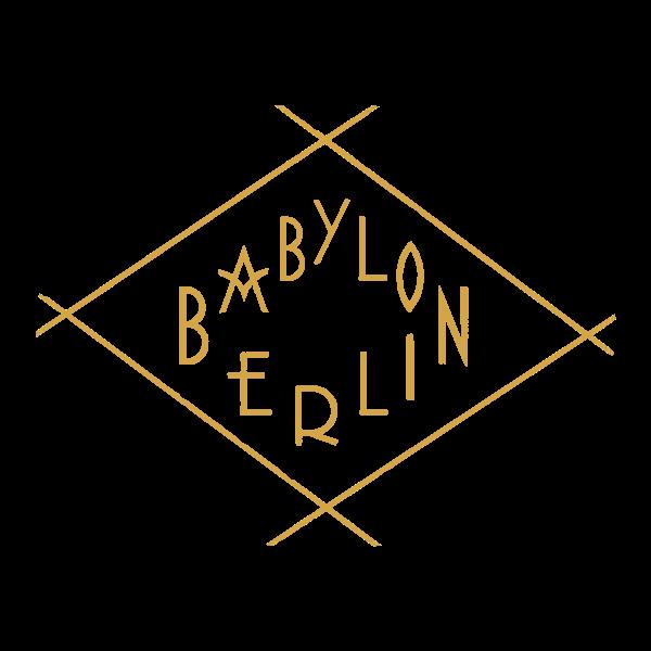 Babylon Berlin Logo ,Logo , icon , SVG Babylon Berlin Logo