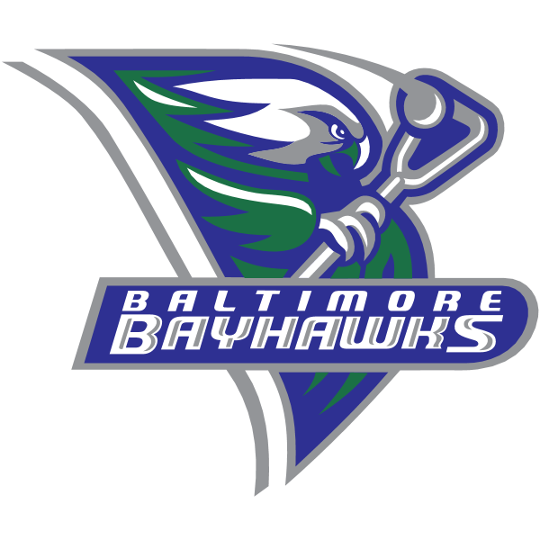 Baltimore Bayhawks Logo ,Logo , icon , SVG Baltimore Bayhawks Logo