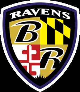 Baltimore Ravens Coat of Arms Logo ,Logo , icon , SVG Baltimore Ravens Coat of Arms Logo