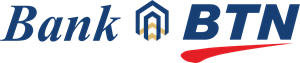 Bank BTN Logo ,Logo , icon , SVG Bank BTN Logo