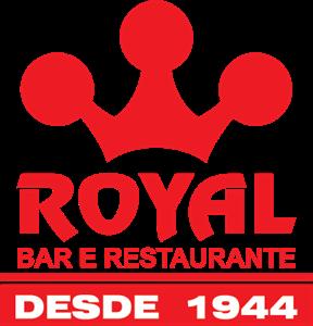 Bar e Restaurante Royal Logo ,Logo , icon , SVG Bar e Restaurante Royal Logo