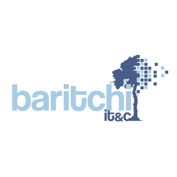 Baritchi IT&C Logo ,Logo , icon , SVG Baritchi IT&C Logo