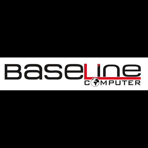 BASELINE COMPUTER Logo ,Logo , icon , SVG BASELINE COMPUTER Logo