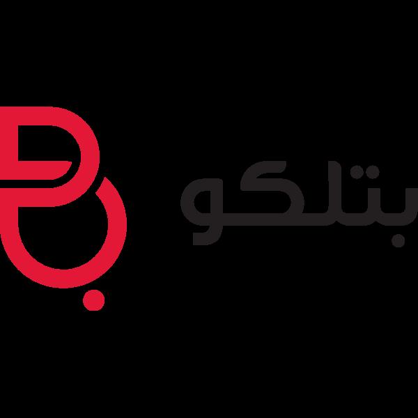 شعار بتلكو ,Logo , icon , SVG شعار بتلكو
