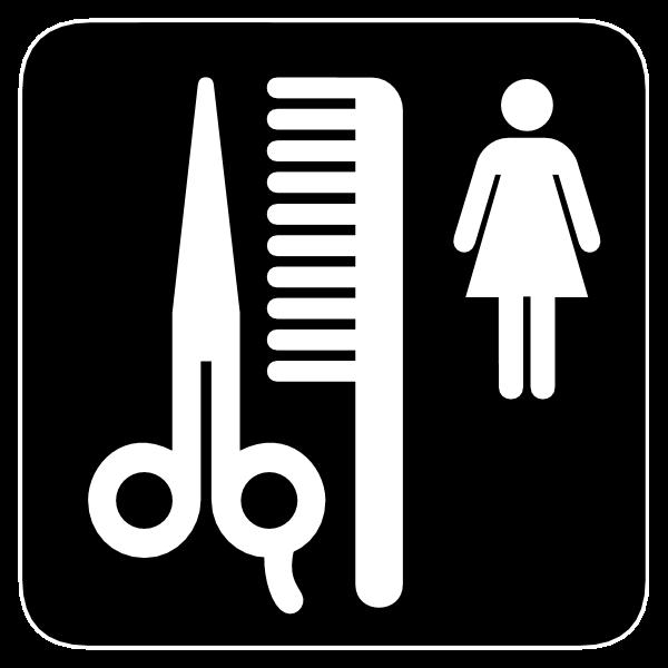 BEAUTY SALON SYMBOL Logo ,Logo , icon , SVG BEAUTY SALON SYMBOL Logo