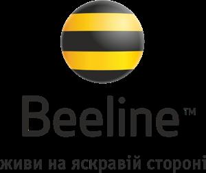 Beeline GSM Ukraine Logo ,Logo , icon , SVG Beeline GSM Ukraine Logo