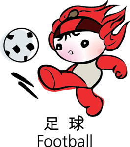 Beijing 2008 Mascota_futball Logo ,Logo , icon , SVG Beijing 2008 Mascota_futball Logo