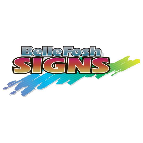 Belle Fosh Signs Logo ,Logo , icon , SVG Belle Fosh Signs Logo