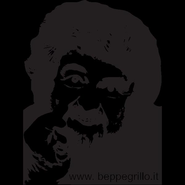 BEPPE GRILLO Logo ,Logo , icon , SVG BEPPE GRILLO Logo