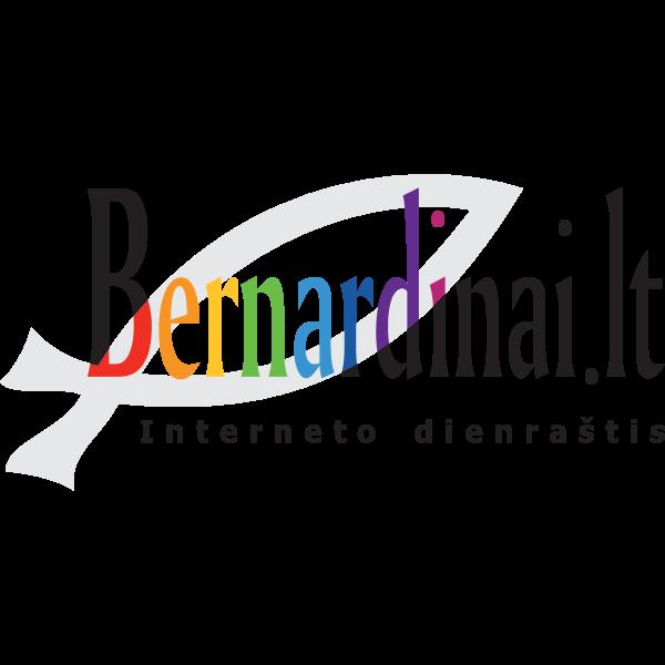 Bernardinai.lt Logo ,Logo , icon , SVG Bernardinai.lt Logo
