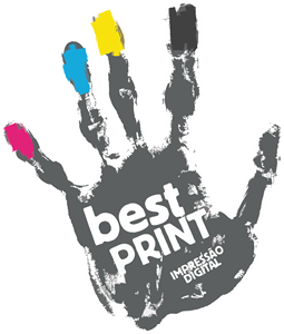 Best Print Impressão Digital Logo ,Logo , icon , SVG Best Print Impressão Digital Logo