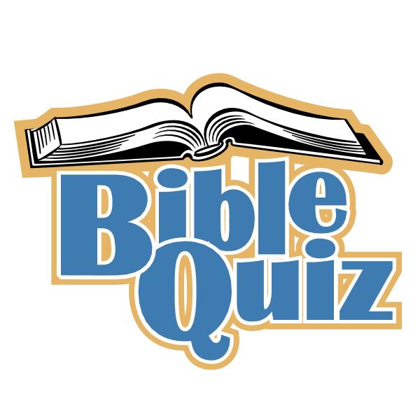 Bible Quiz ,Logo , icon , SVG Bible Quiz