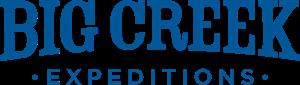 Big Creek Expeditions Logo ,Logo , icon , SVG Big Creek Expeditions Logo