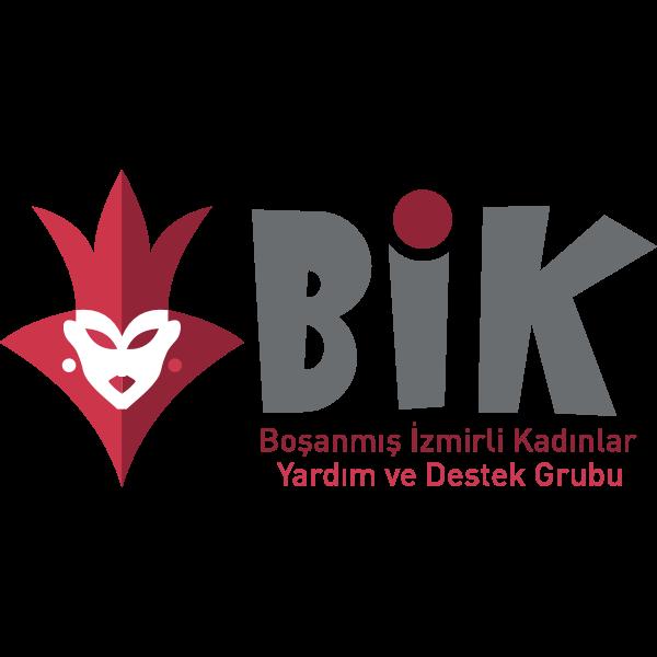 BIK Bosanmis izmirli Kadinlar yardım ve destek Logo ,Logo , icon , SVG BIK Bosanmis izmirli Kadinlar yardım ve destek Logo