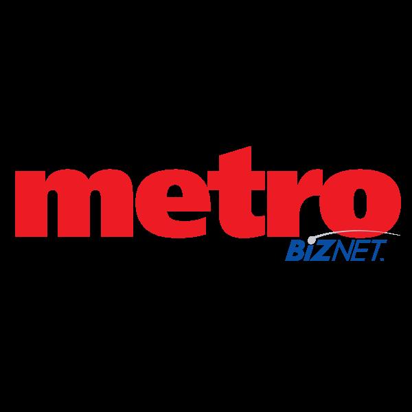 Biznet-Metro Logo ,Logo , icon , SVG Biznet-Metro Logo