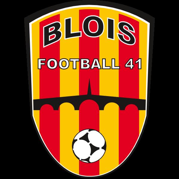 Blois Football 41 Logo ,Logo , icon , SVG Blois Football 41 Logo