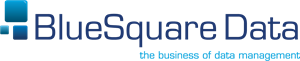 Blue Square Data Logo ,Logo , icon , SVG Blue Square Data Logo