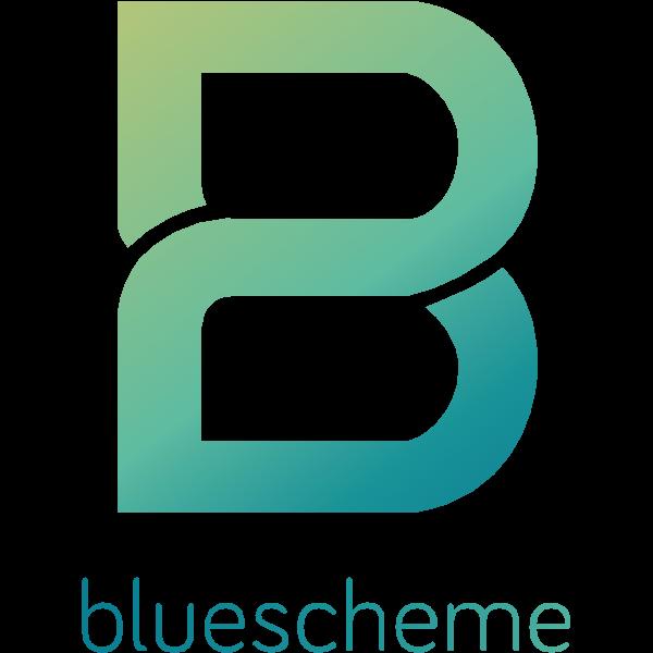 Bluescheme Logo ,Logo , icon , SVG Bluescheme Logo