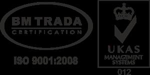 BM TRADA – ISO 9001:2008 Logo ,Logo , icon , SVG BM TRADA – ISO 9001:2008 Logo
