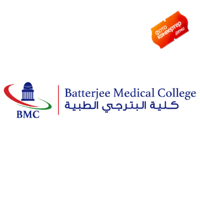 BMC Batterjee Medical College ,Logo , icon , SVG BMC Batterjee Medical College