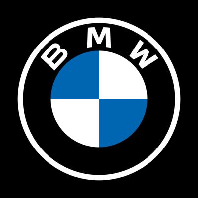 BMW White Logo ,Logo , icon , SVG BMW White Logo