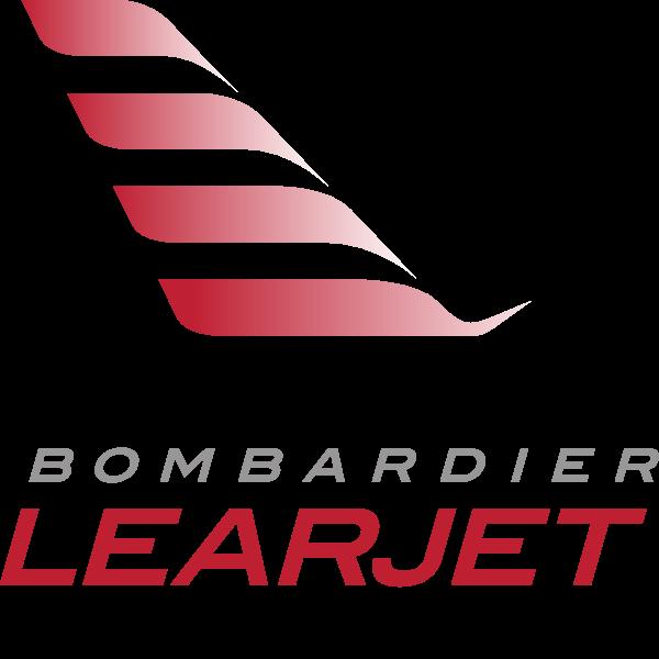 Bombardier Learjeat Logo ,Logo , icon , SVG Bombardier Learjeat Logo