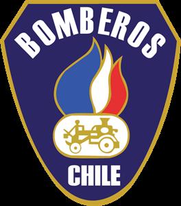 Bomberos de Chile Logo ,Logo , icon , SVG Bomberos de Chile Logo