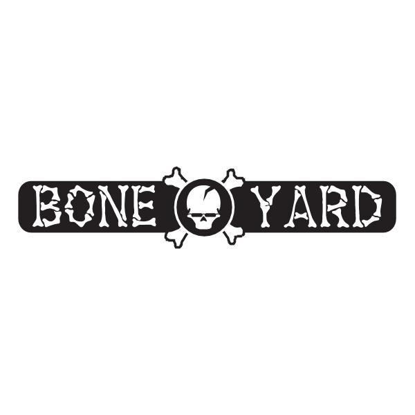 Bone Yard Logo ,Logo , icon , SVG Bone Yard Logo
