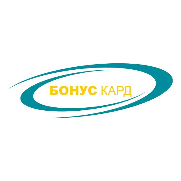 Bonus Card Logo ,Logo , icon , SVG Bonus Card Logo