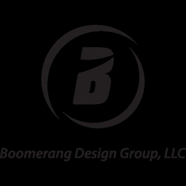 Boomerang Design Group Logo ,Logo , icon , SVG Boomerang Design Group Logo